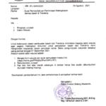 Kelengkapan Berkas Wisuda Tahun 2021
