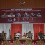 Gerakan Vaksinasi Nasional di Politeknik Negeri Manado
